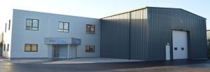 Industrial Unit and Office building